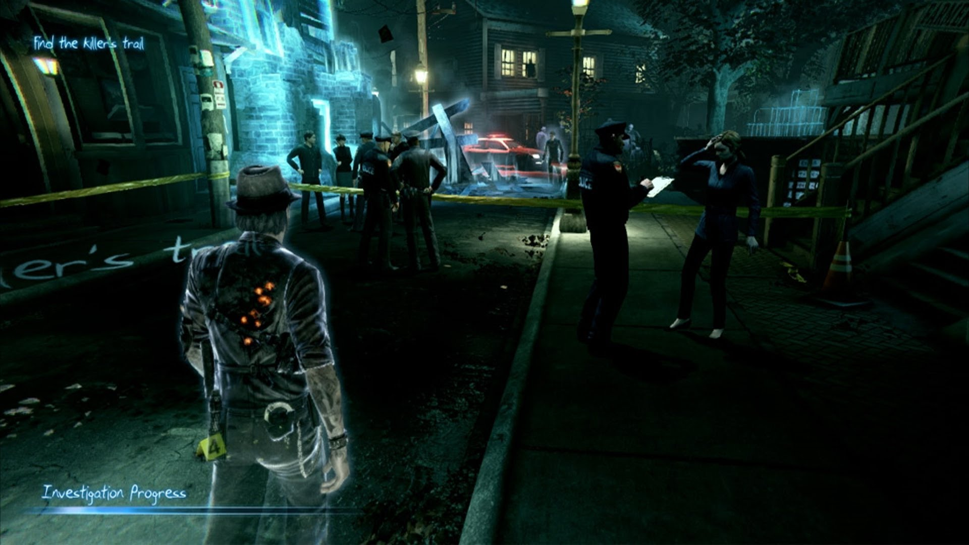 Murdered: Soul Suspect review - a ghost-eye's-view story