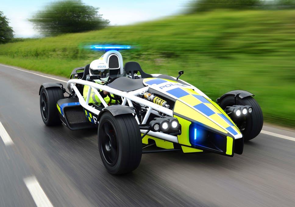 Police recruit Ariel Atom in clampdown on dangerous motorbike riders ...