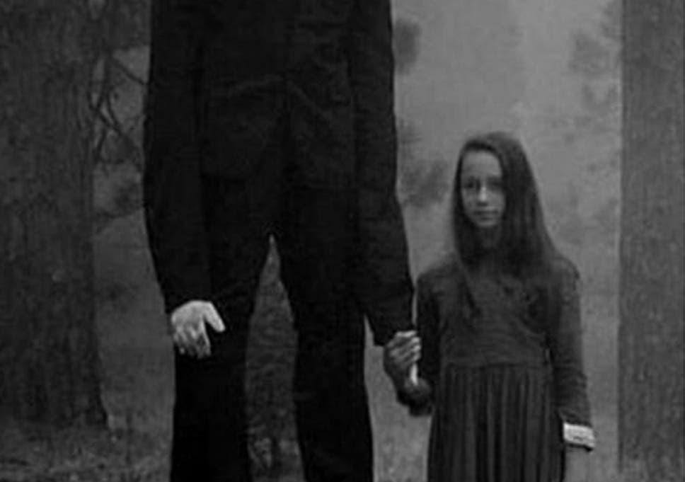 slender man horror character may have led two teenage girls to