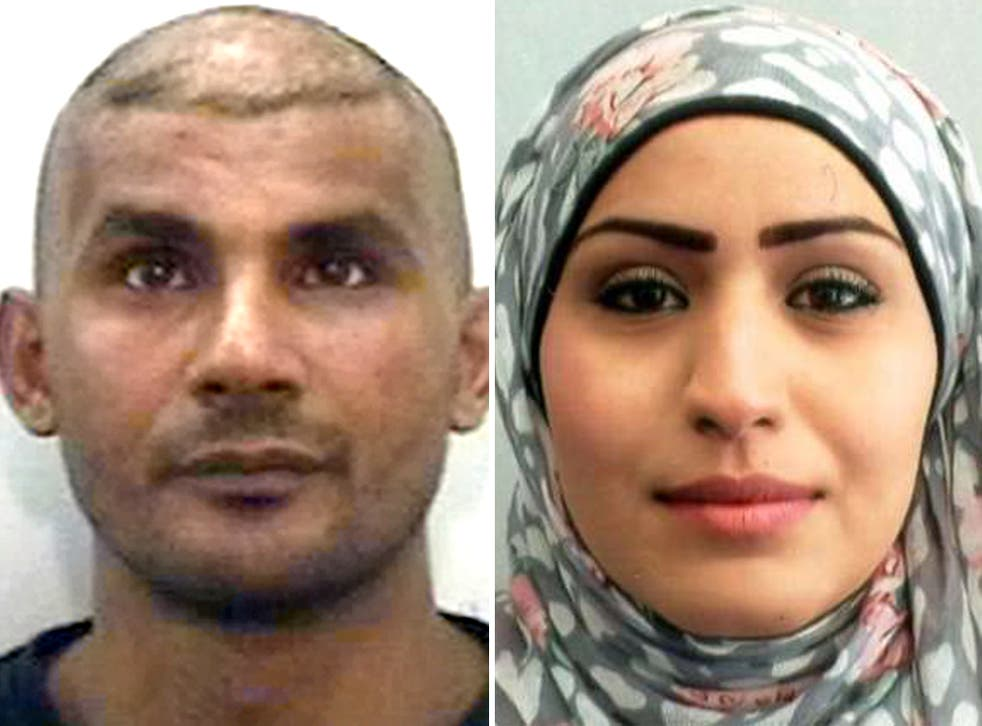 Ahmed Al-Khatib has been jailed for a minimum of 20 years for the murder of his wife Rania Alayed