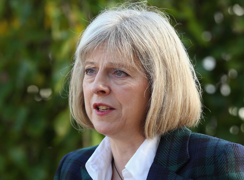 The Home Secretary will also tell MPs about a separate review of whether her department failed to act on claims of a paedophile ring in the 1980s.