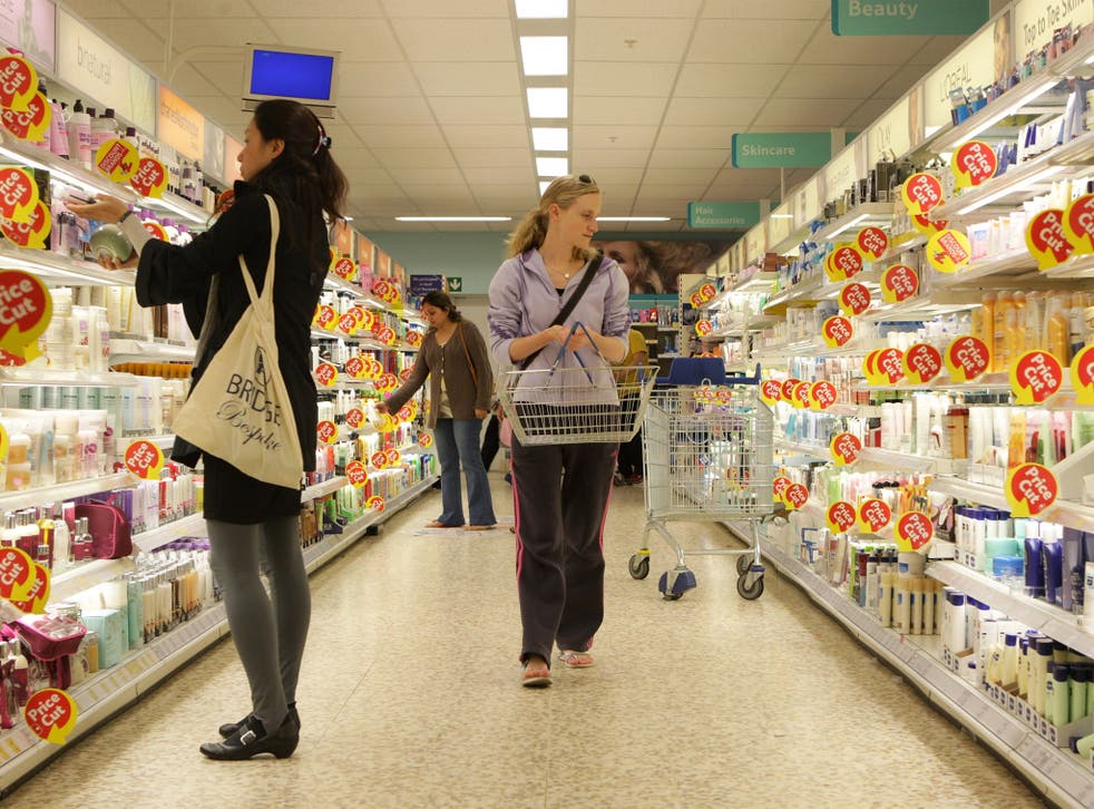 Tesco has been accused of attempting to be 'everything to everybody'
