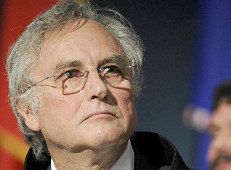 Dawkins: 'There's a very interesting reason why a prince could not turn into a frog – it's statistically too improbable'