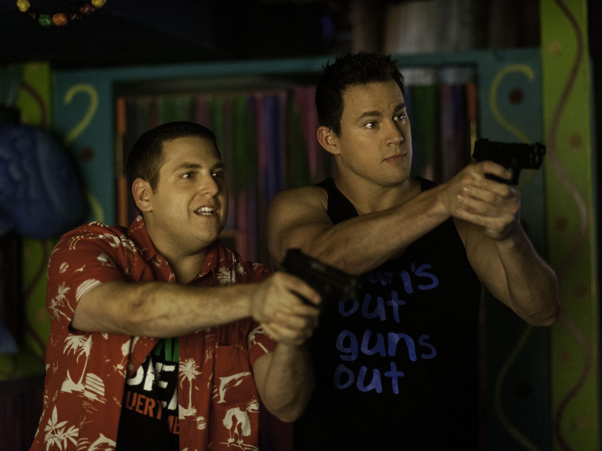 23 Jump Street Jonah Hill And Channing Tatum Set To Return For 22
