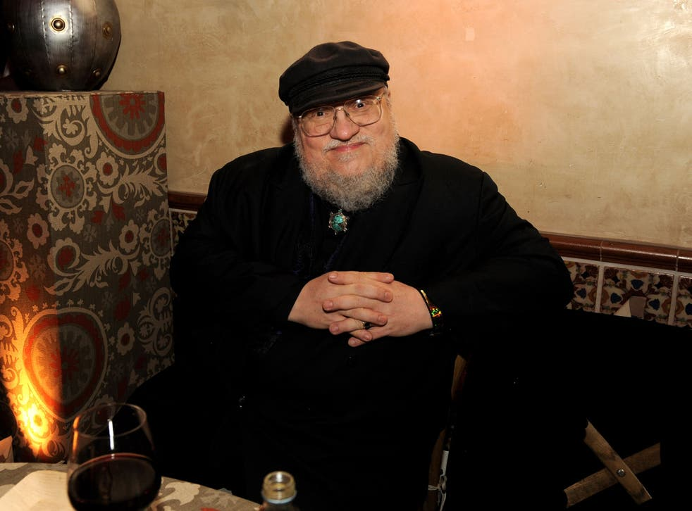Game of Thrones author George RR Martin has a reputation for keeping fans waiting for new books