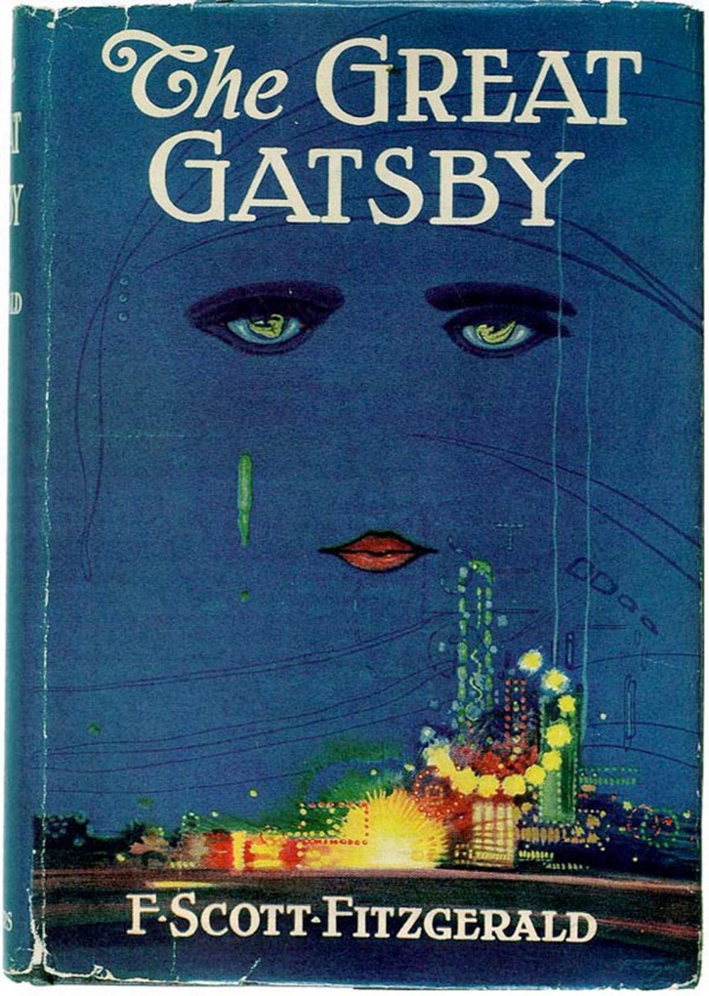 Der große Gatsby - F Scott Fitzgerald