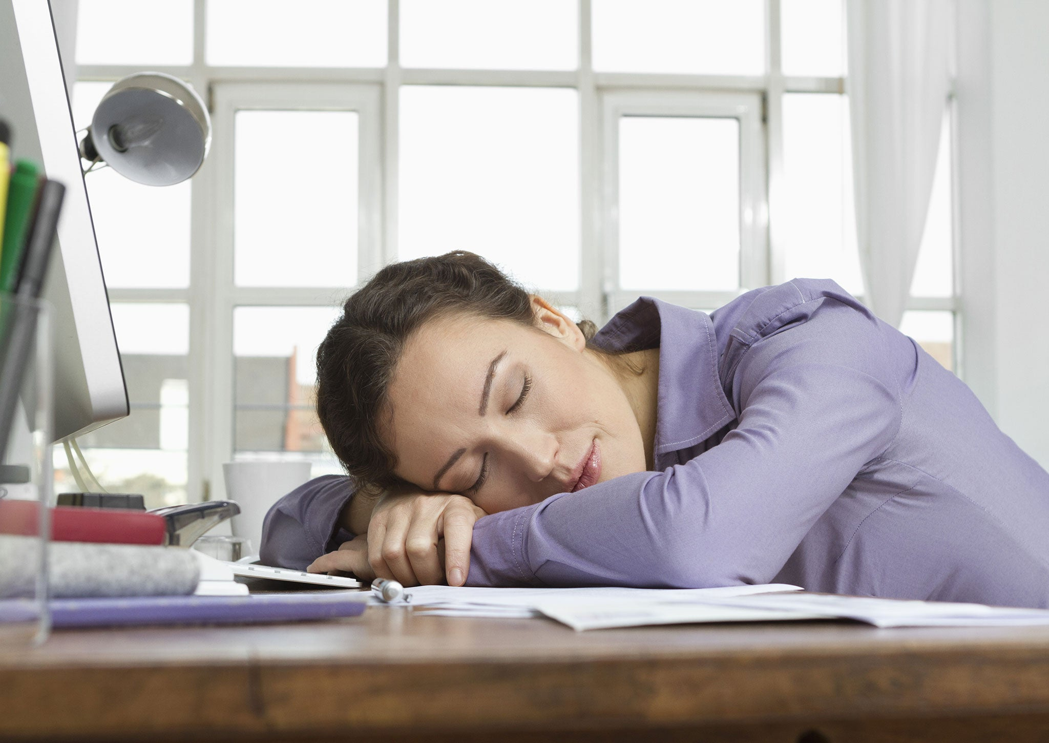 A 45-minute power nap can boost your memory five-fold ...