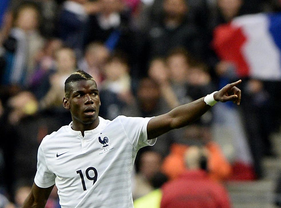 The richly talented Frenchman Paul Pogba would improve almost every midfield in European football