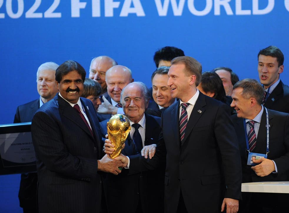 Sony are the first of Fifa's official partners to make statement on corruption allegations