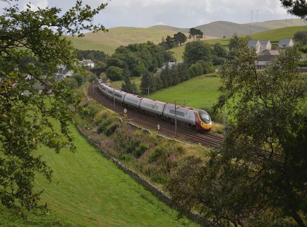 Advance bookings direct with rail companies offers huge savings