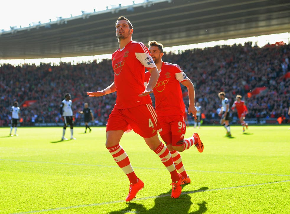 Morgan Schneiderlin could be on his way to Arsenal