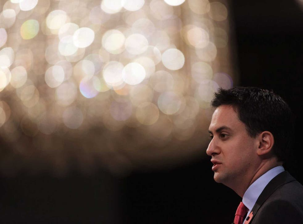 Miliband's attitude to Ukip has been criticised