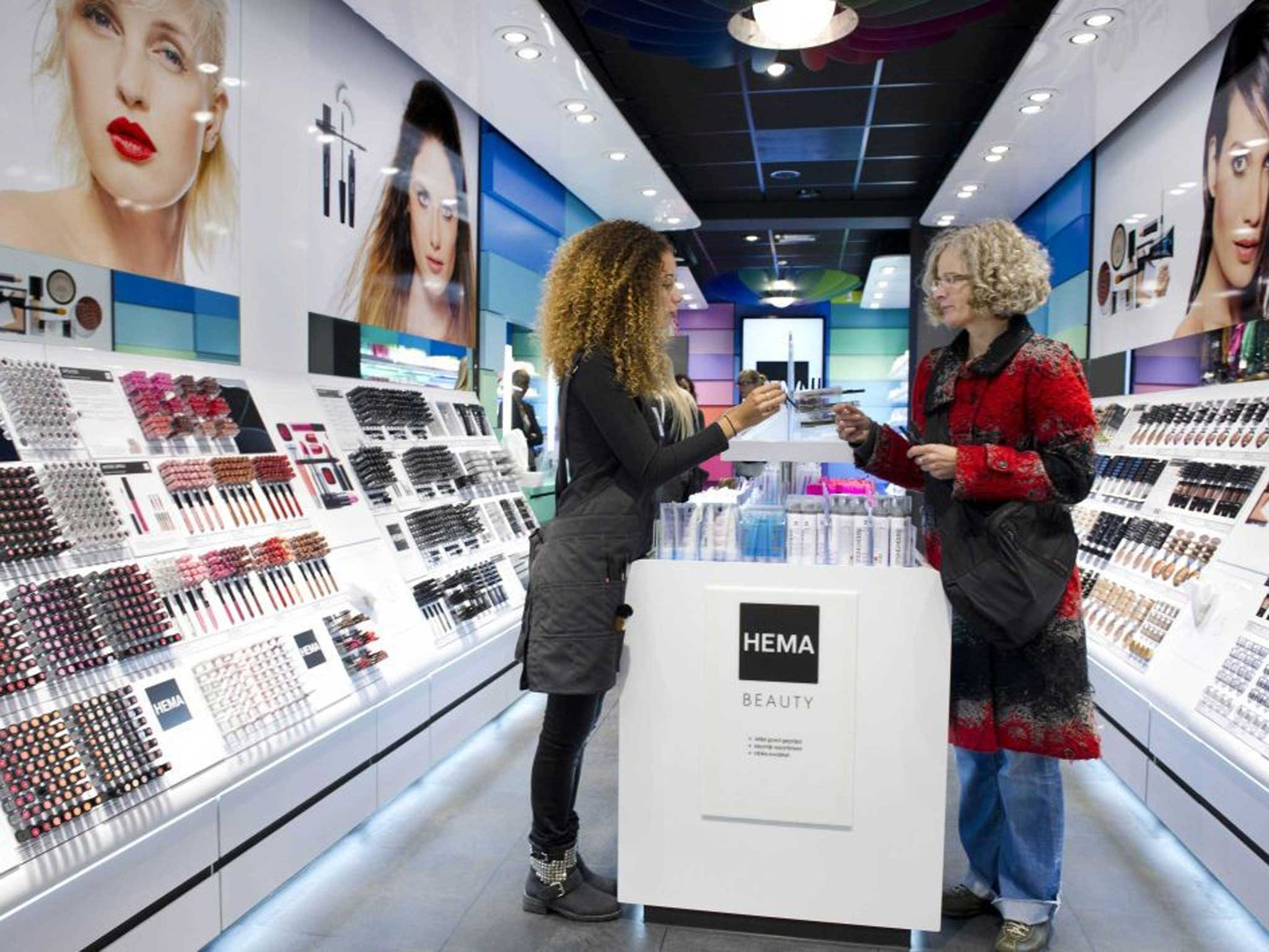 Hema arrives in Britain: A trip to the shop will soon mean