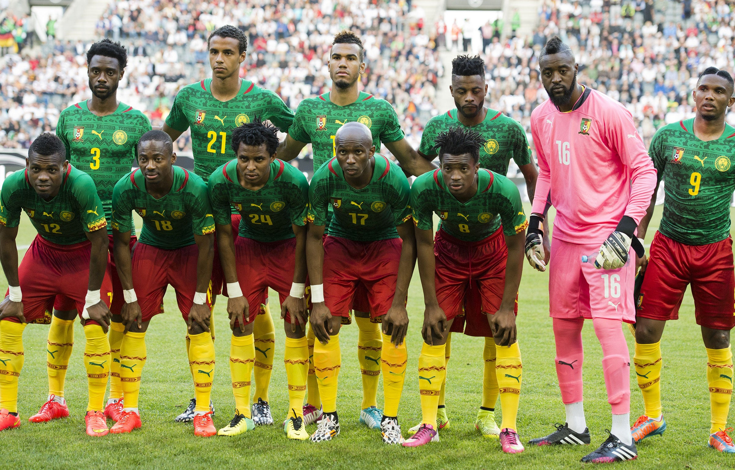 World Cup 2014: Cameroon players miss the plane in payments