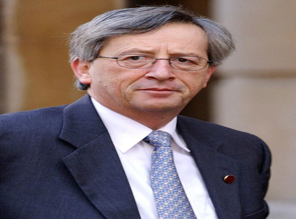 David Cameron will fly to Sweden on Monday in a last-ditch attempt to prevent the appointment of Luxembourg's former Prime Minister Jean-Claude Juncker, pictured, as the next EU President