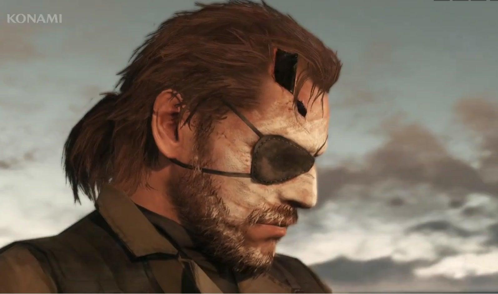 Metal Gear Solid 5: The Phantom Pain trailer leaks ahead of E3   The