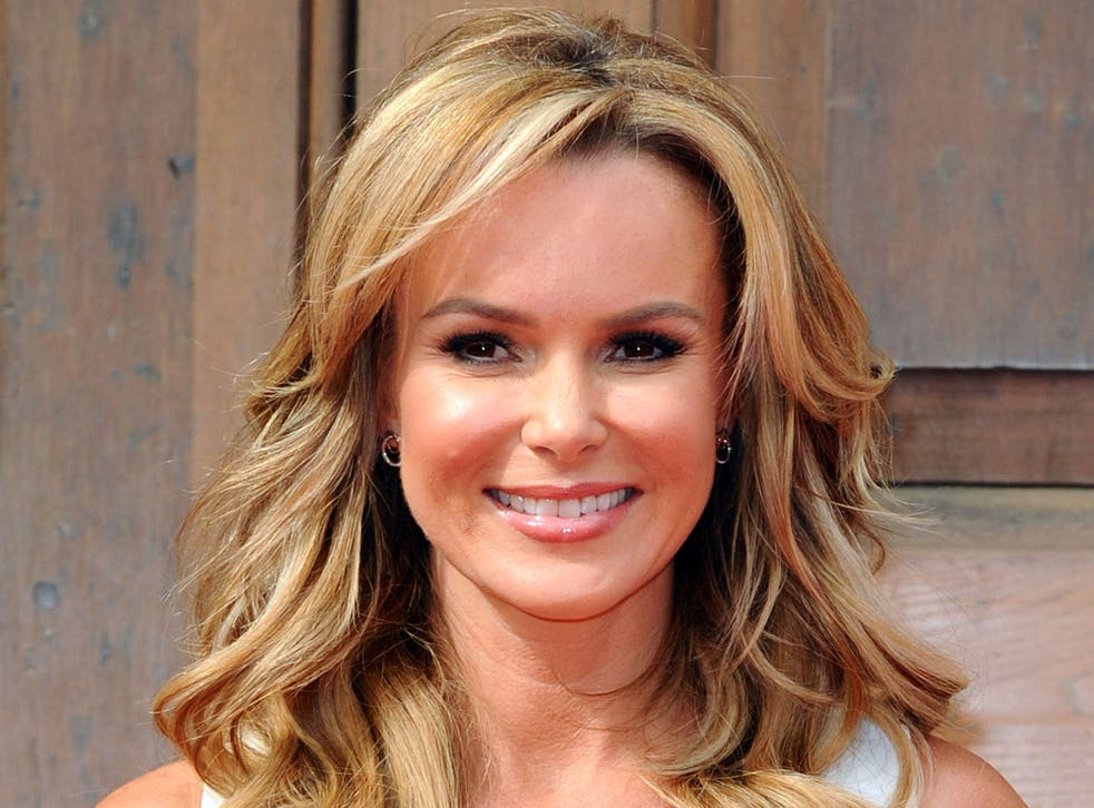 Amanda Holden made the comments during Saturday's live final