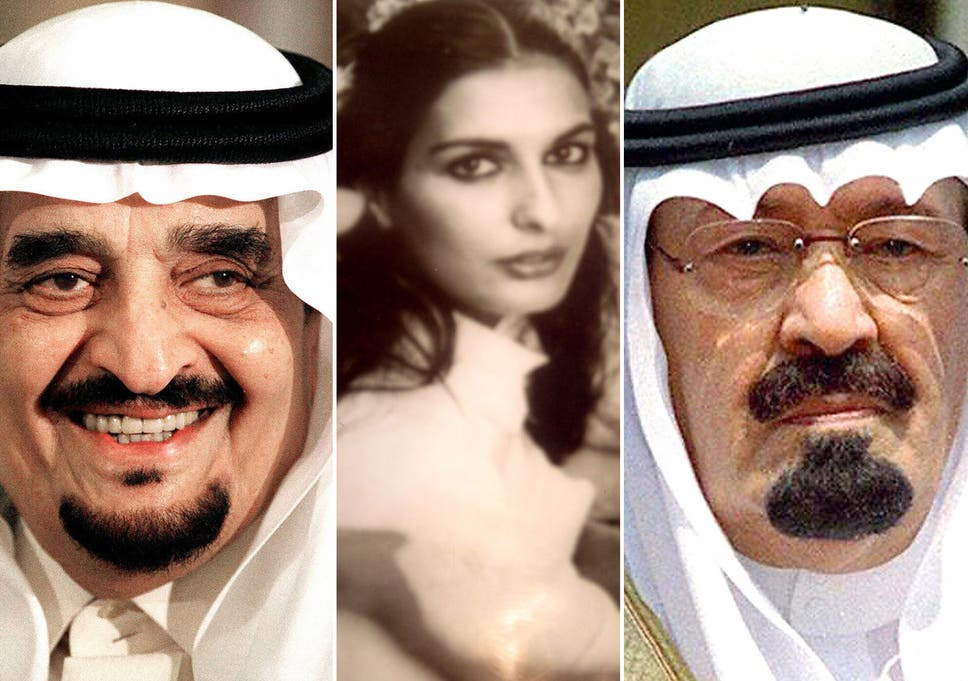 The late King of Saudi Arabia, his 'secret' Christian wife and the
