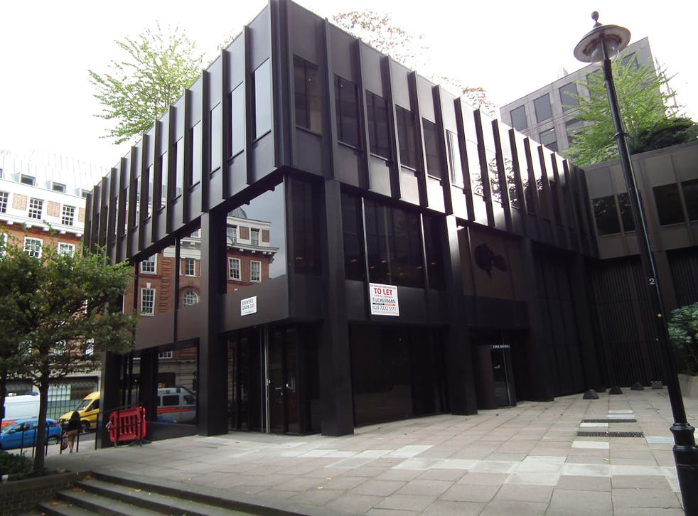 The Labour party moved its headquarters to One Brewer's Green in April 2012