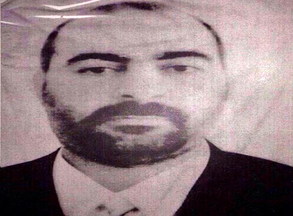 Abu Bakr al-Baghdadi, the leader of the Islamic State of Iraq and the Levant (Isis)