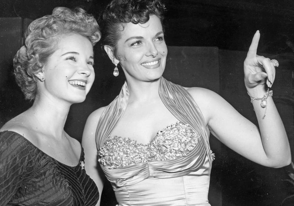 Mona Freeman: Hollywood starlet of the 1940s who made her