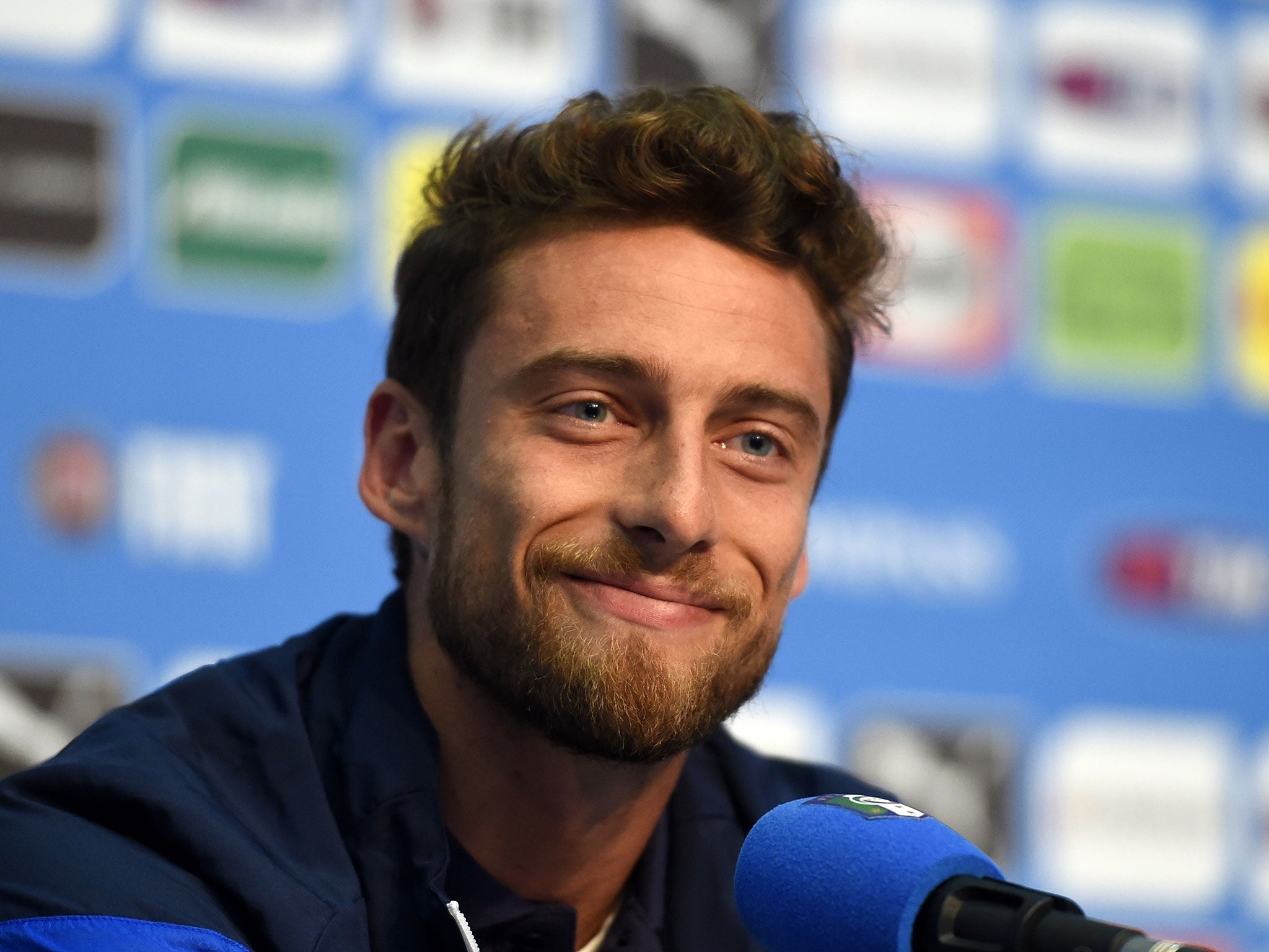 Soccer Players: World Cup 2014: Claudio Marchisio Expecting Tough