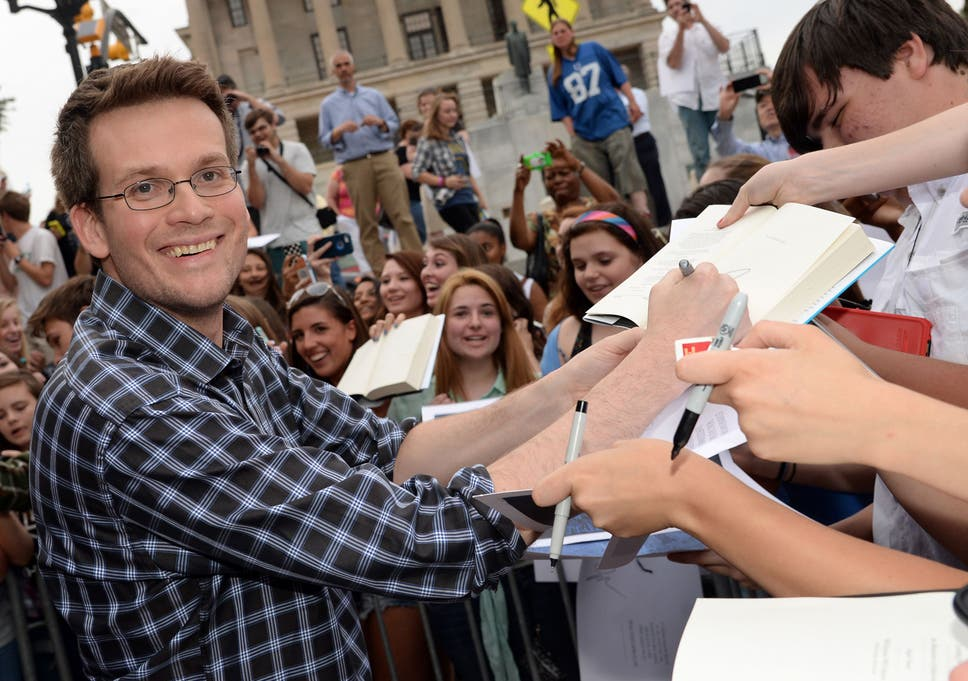 Fault In Our Stars Author John Green Praised By Fans For Talking