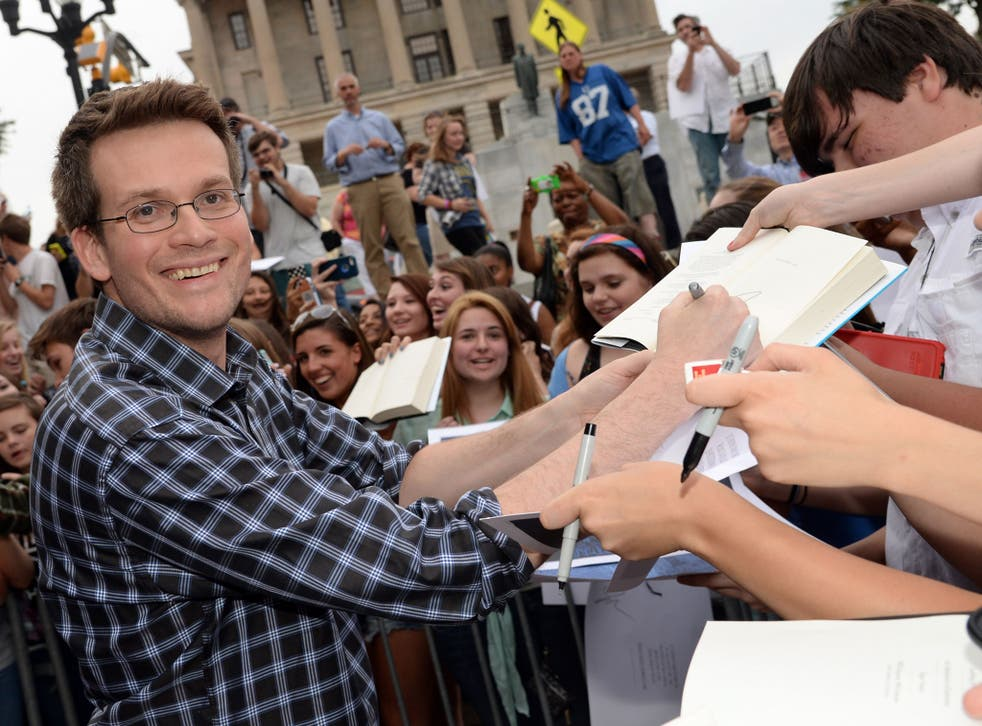 John Green, author of 'The Fault In Our Stars' told the Associated Press that he is worried Amazon will 'bully publishers into eventual nonexistence'.