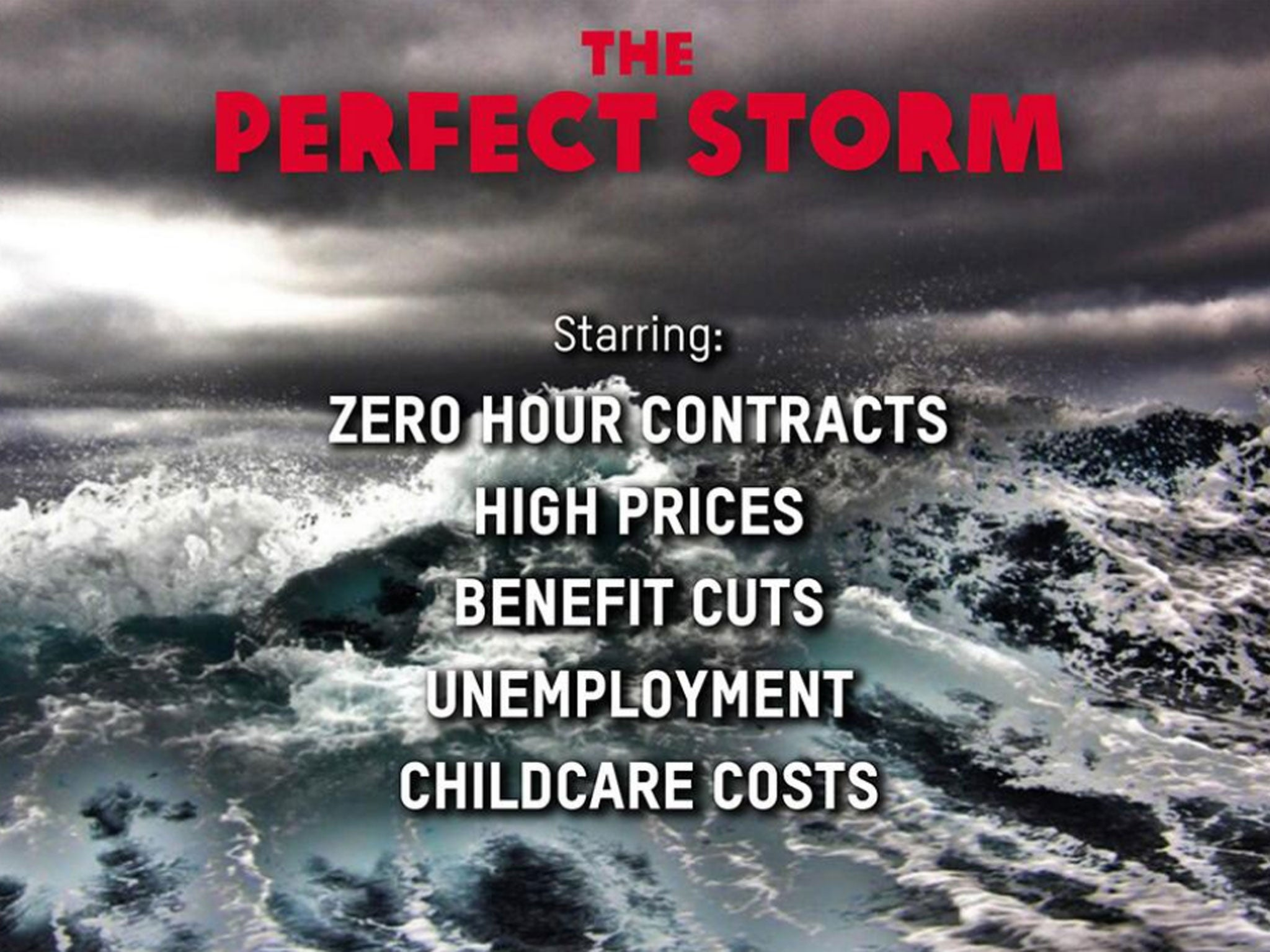 """the perfect storm Perfect storm hits north atlantic on this day in 1991, the so-called """"perfect storm"""" hits the north atlantic producing remarkably large waves along the new england and canadian coasts."""