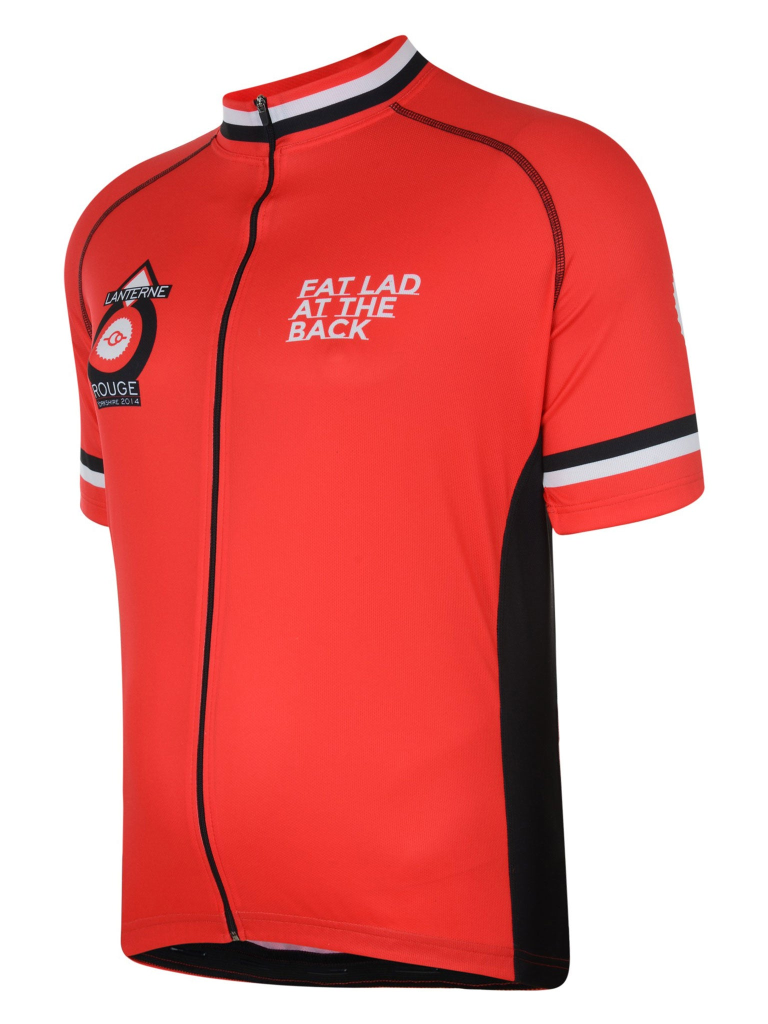 Tenn Active Ladies short Sleeve Cycling Bicycle Shirt Sports Jersey Black Red