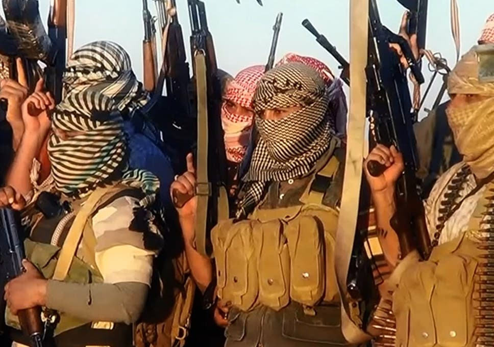 The rise of Isis: Terror group now controls an area the size