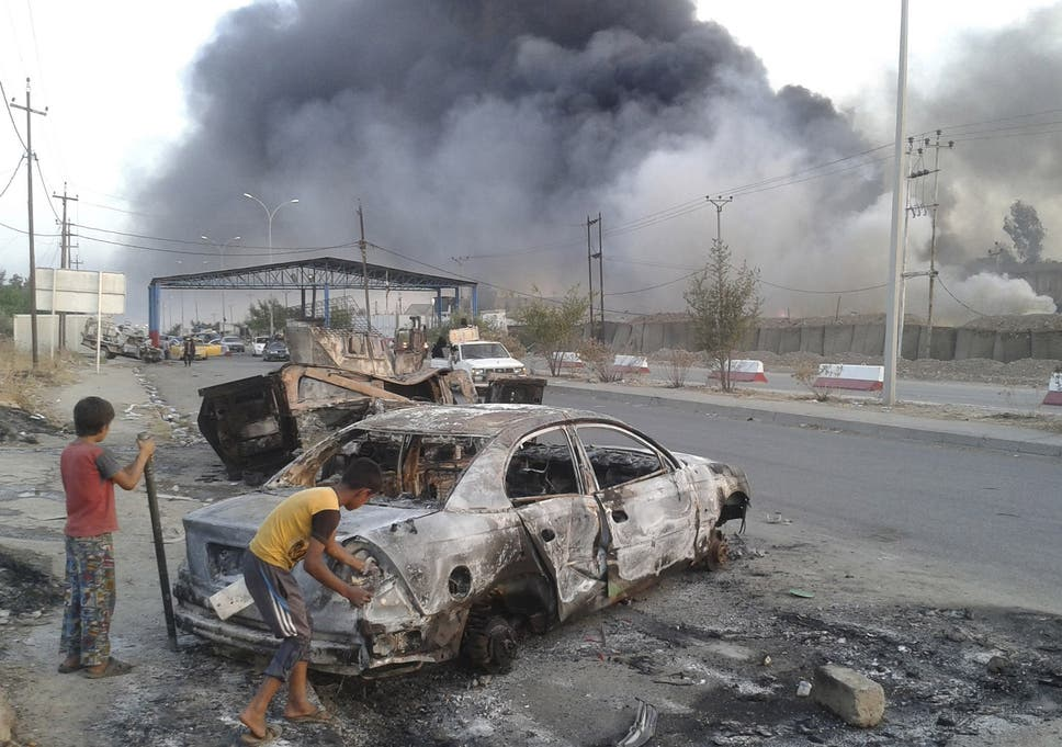 Iraq crisis: Kurds say they could have saved Mosul | The Independent