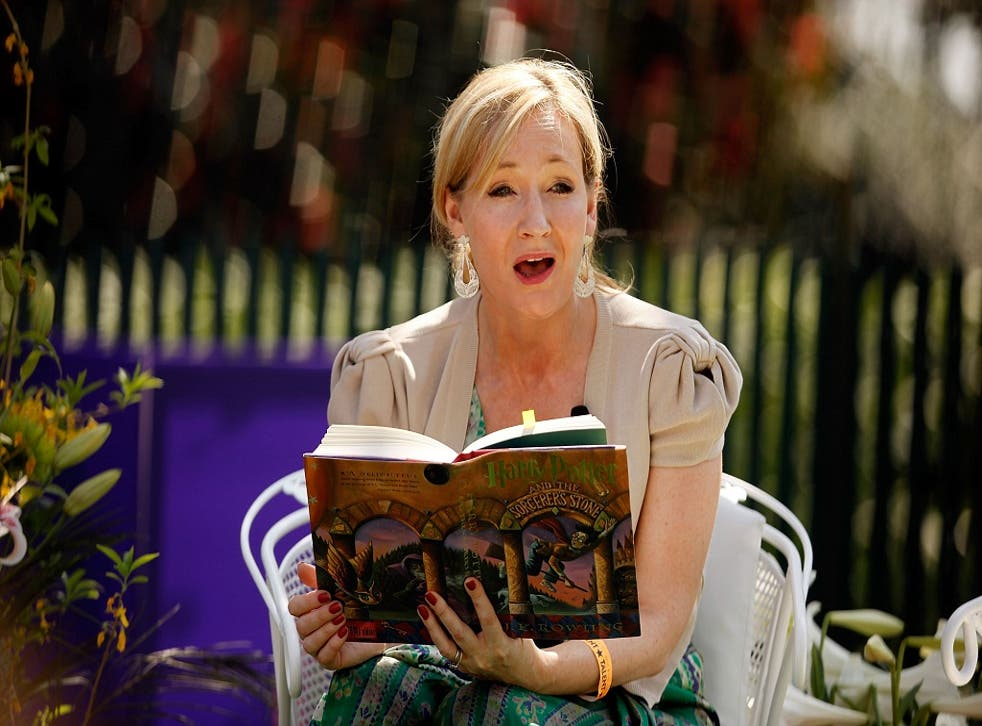 JK Rowling donated £1m to the Better Together campaign yesterday
