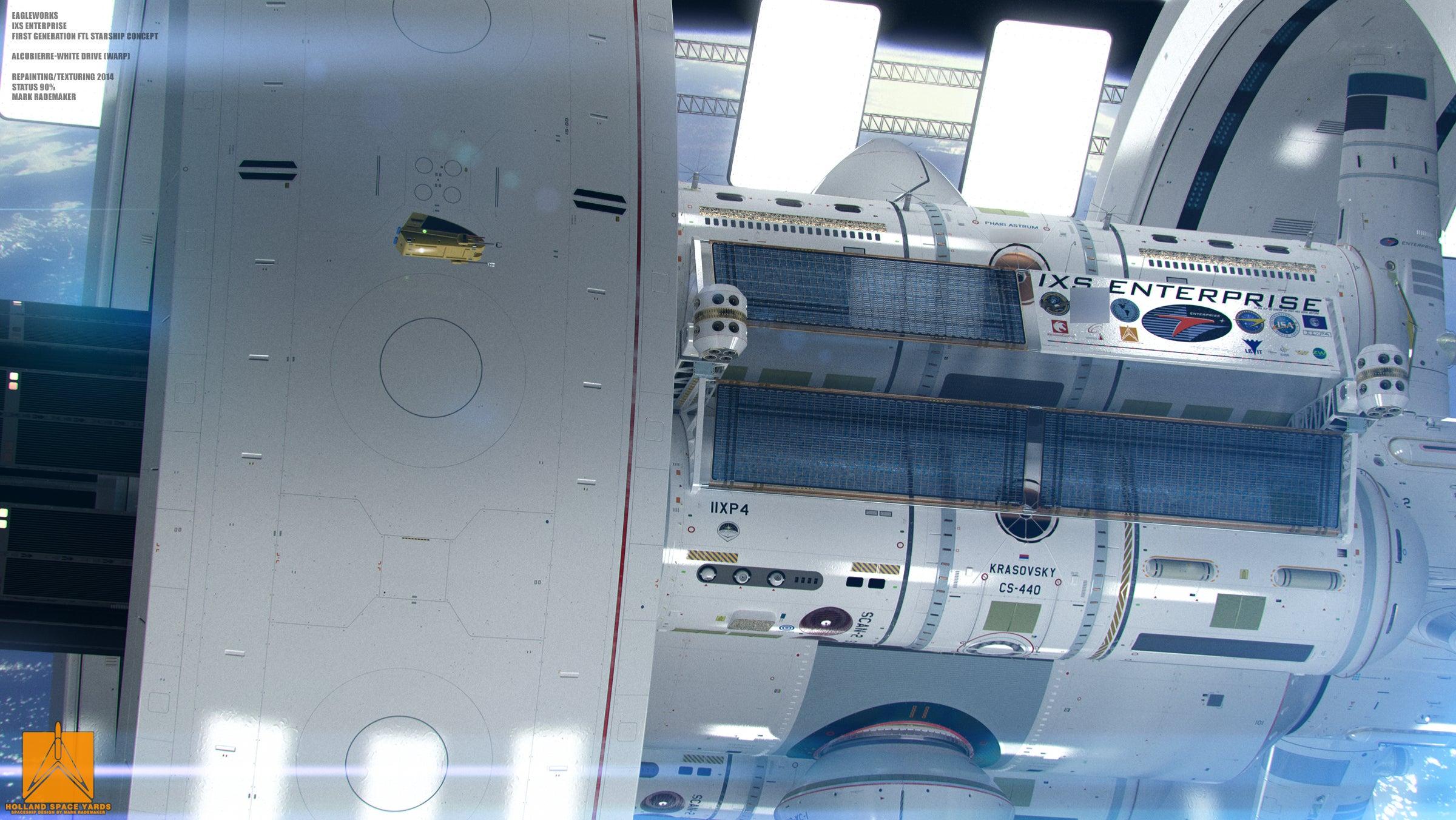 فضاپیما ناسا با سرعتی فراتر از نور