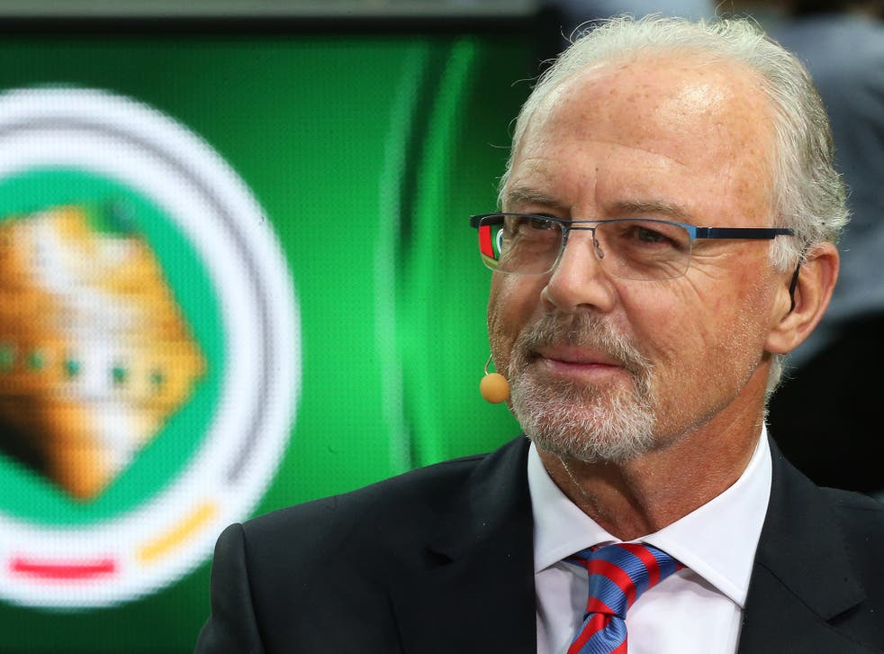 Franz Beckenbauer was provisionally banned by FIFA after allegedly failing to co-operate with Michael Garcia's corruption probe