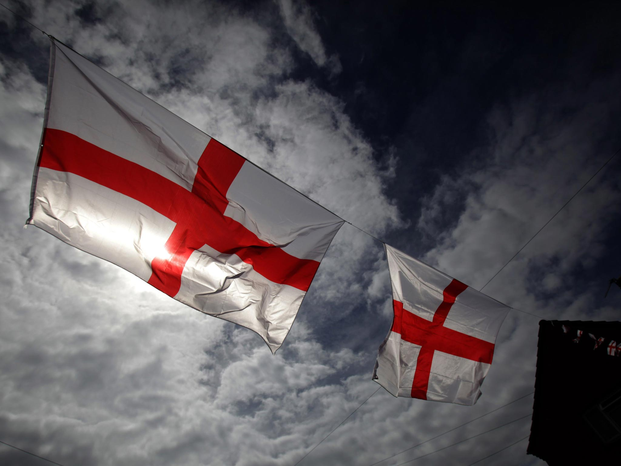 Don't take England flags to Russia World Cup, police tell fans
