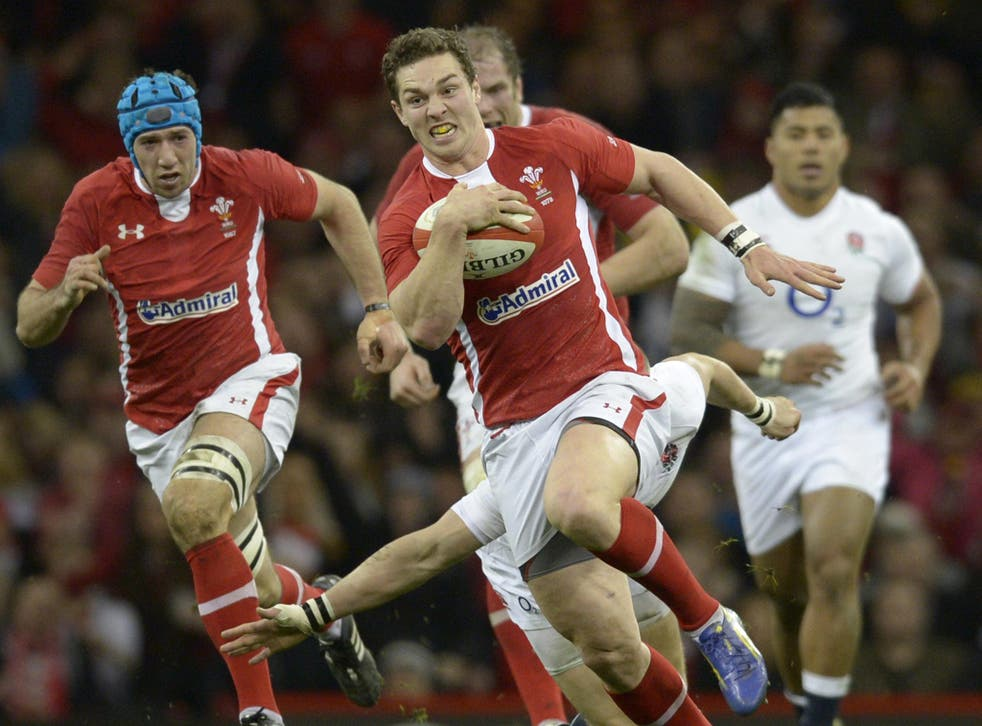George North is ready to tackle South Africa after being declared fit for Wales' first Test tonight