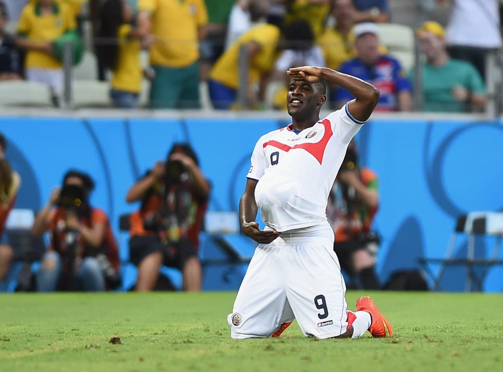 Showed skill and pace in abundance as his side produced the shock of the tournament. 9
