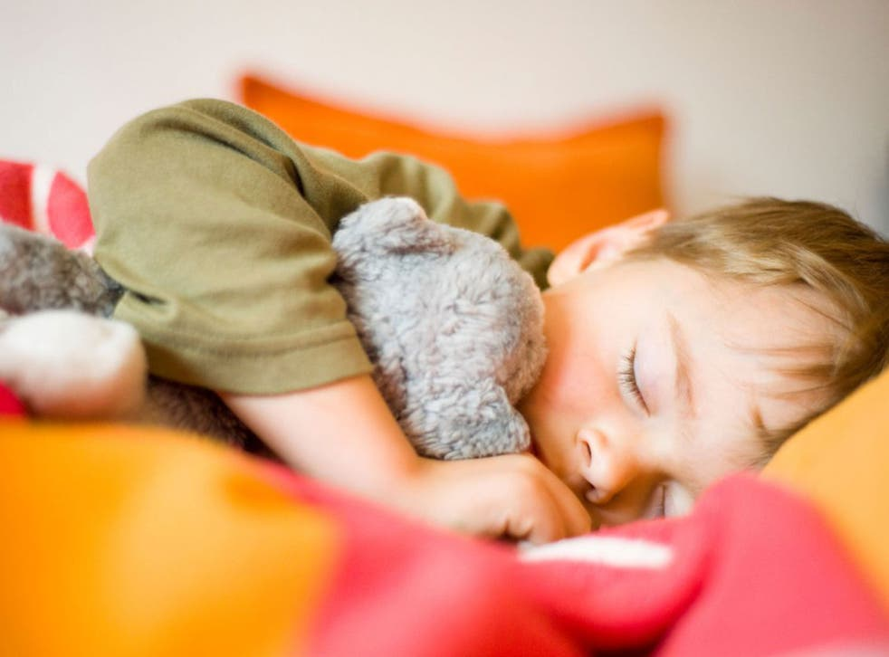 """Fathers' right groups have been angered by claims that children aged four and under should not be separated from their mother by having a """"sleepover"""" withthe father"""