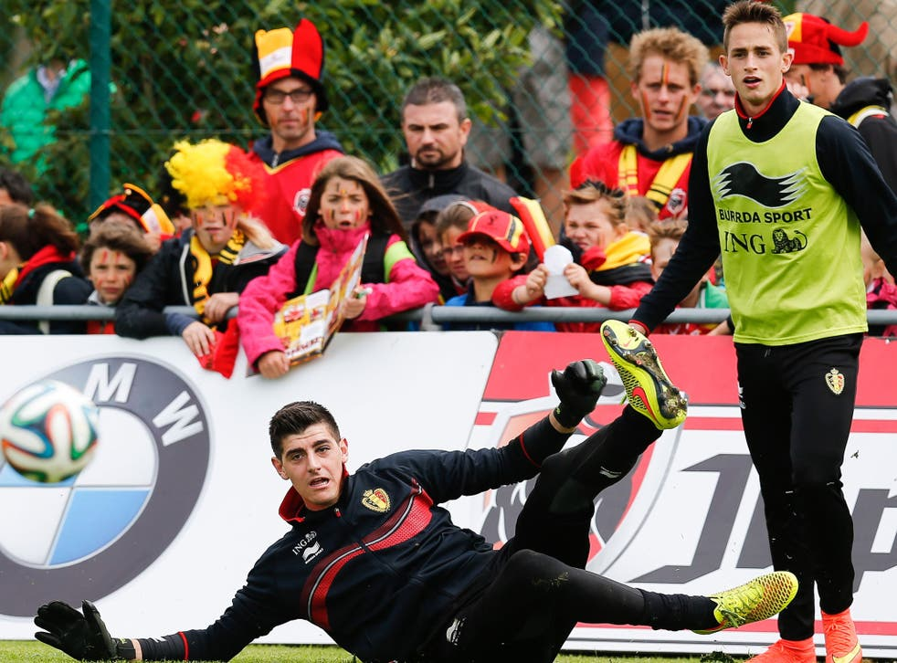 Jose Mourinho has confirmed he will bring Thibaut Courtois back to Chelsea next season