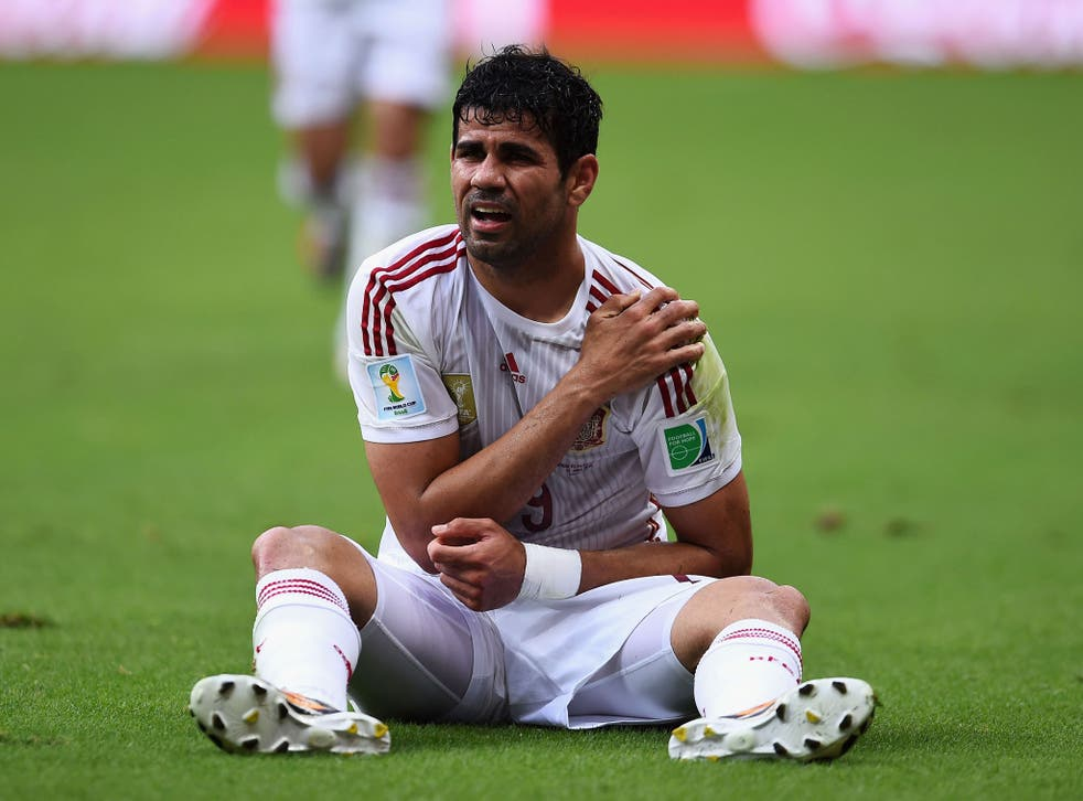 Diego Costa says Spain can recover from their 5-1 thrashing at the hands of the Dutch