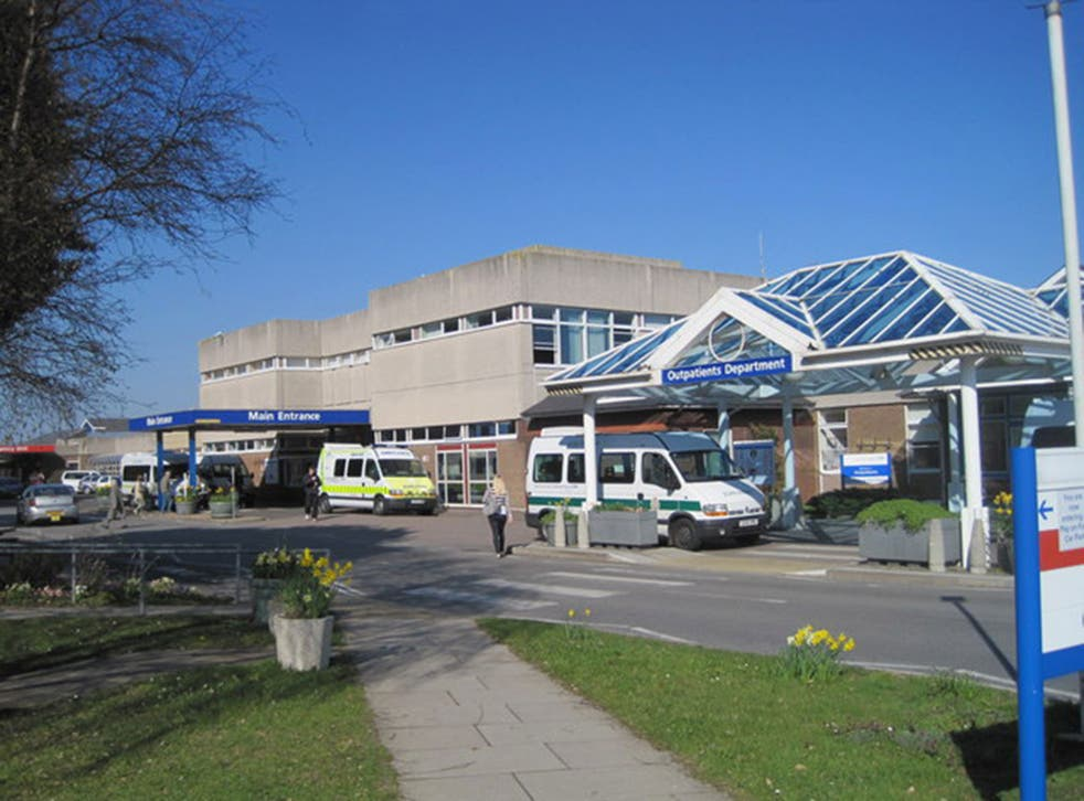 The two men, both in their 40s and from outside of Sussex, were airlifted to Eastbourne District General Hospital, where they were pronounced dead.