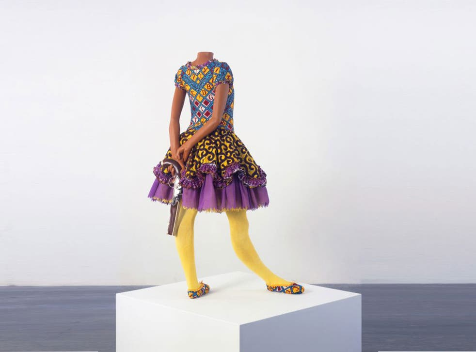 Revolutionary: Yinka Shonibare's 'Girl Ballerina'