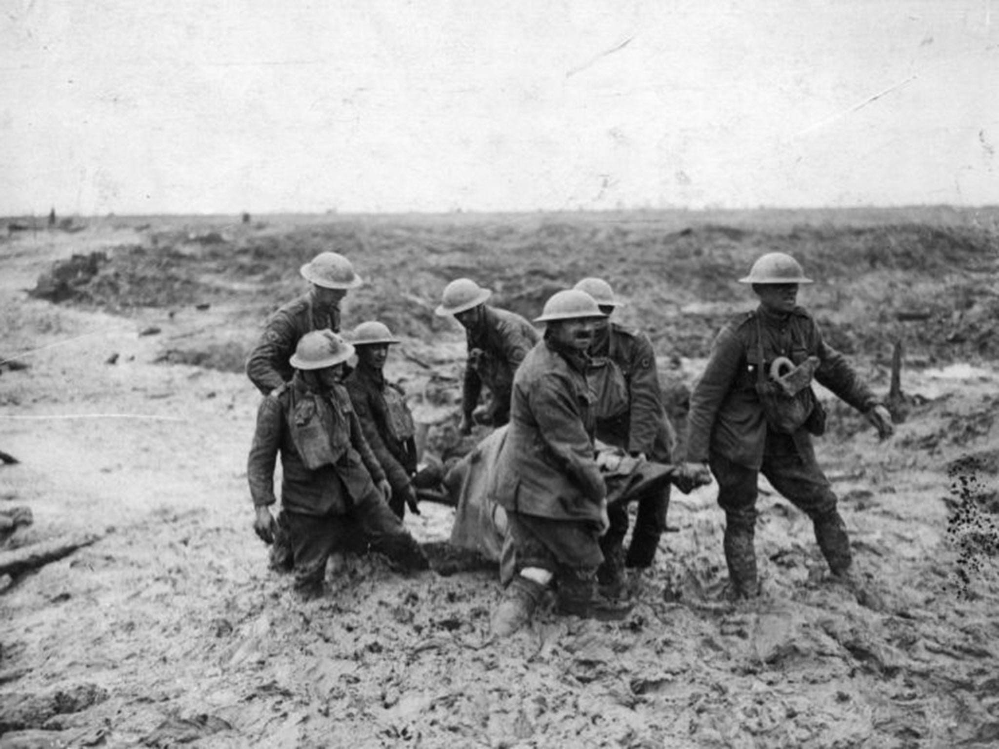 A History of the First World War in 100 Moments: \'From the darkness ...