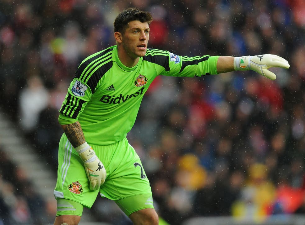 Manchester City are interested in free agent goalkeeper Keiren Westwood