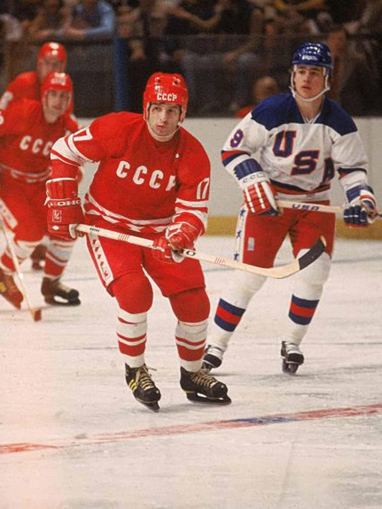 Valery Kharlamov: biography of hockey player, family, sporting achievements 90