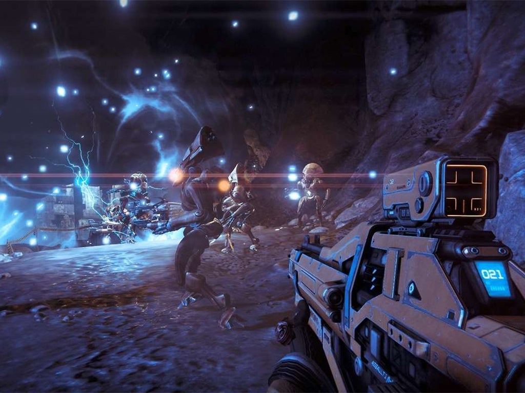From Destiny to Evolve, first-person shooters are about to