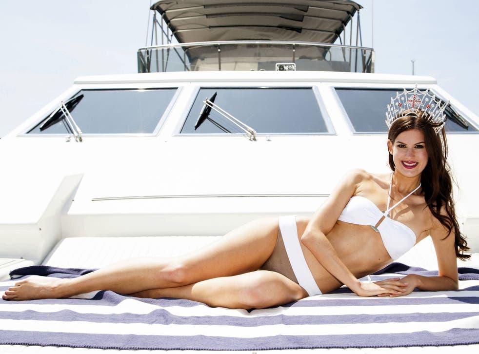 Miss England 2014, Carina Tyrell