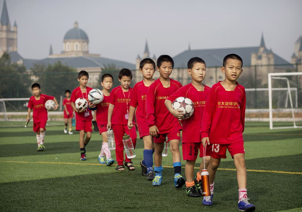 Risultati immagini per independent chinese boys football