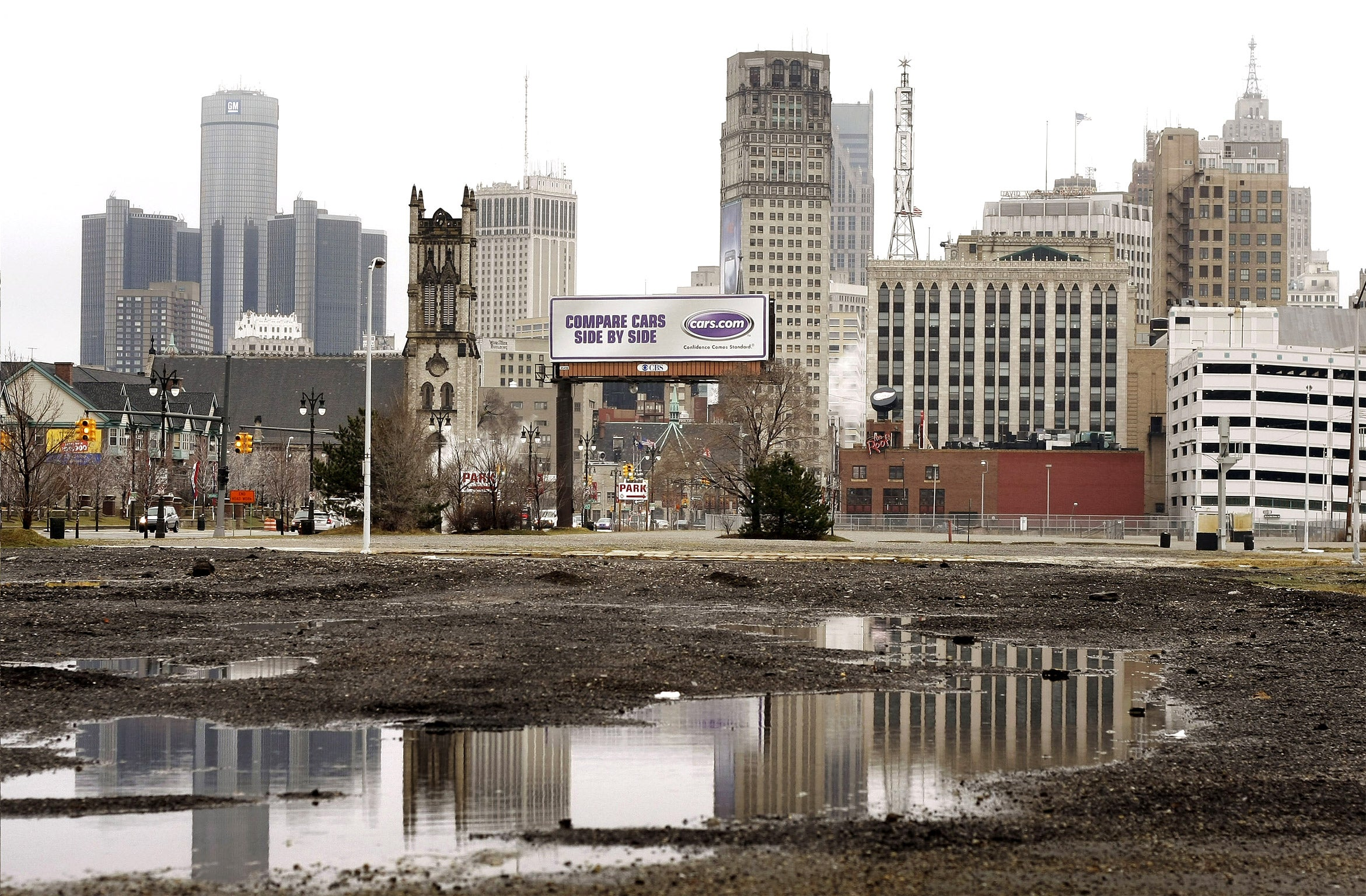 What British Cities Can Learn From Detroit Motor City 39 S